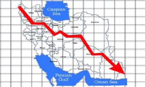 Iranische Wirtschaft im Sinkflug