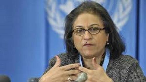 UN Sonderberichterstatterin : katastrophale Menschenrechtslage und das Massaker von 1988 im Iran