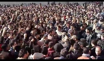 َAnhaltende Proteste gegen Korruption und Mismanagement im Iran