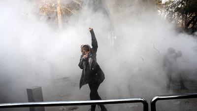 آتشفشان «مسأله زن» در ایران