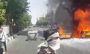 Iran – Demonstrationen im ganzen Land
