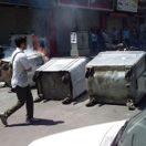 "Demonstranten in Karaj: Tod dem Diktator"""