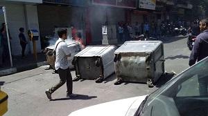 """Iraner rufen """"Tod für Rouhani"""""""