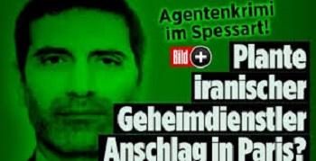 Iran: Vereitelter Terroranschlag in Europa