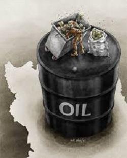 دزدی و فساد در صنعت نفت