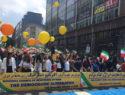 بروکسل – تجلیگاه خواست مردم ایران برای سرنگونی