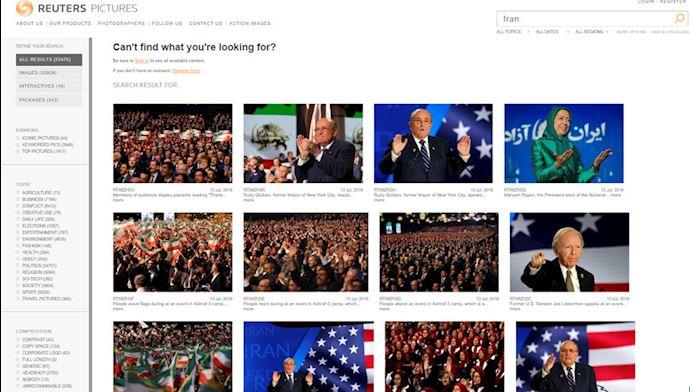 واشنگتن تایمز: بیش از ۳۵۰ شخصیت از ۴۷کشور برای شرکت در گردهمایی «ایران آزاد» در اشرف ۳ از راه رسیدند