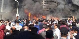 Aufstände im Iran und Irak: Verbindungen, Wurzeln und Aussichten