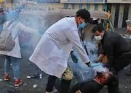 قیام ایران – سکوت و بیعملی در مقابل سرکوب خونین
