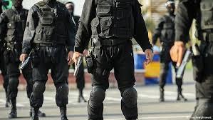 Revolte von Häftlingen im Iran während der Ausbreitung des Coronavirus