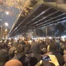 US- Senatoren bezeugen den Protesten im Iran Respekt