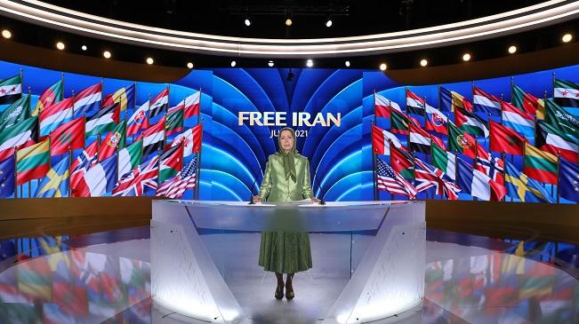 مریم رجوی، تبلور رنجها و آرزوهای مردم ایران